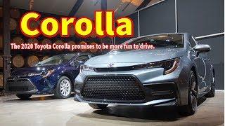 2020 toyota corolla hatchback   2020 toyota corolla se   2020 toyota corolla redesign   new cars buy