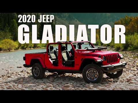 2020 Jeep Gladiator - COMING SOON!