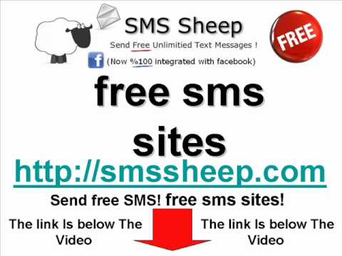free sms sites ! free sms ! free text messages ! Unlimited !