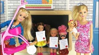 ПОЧЁТНАЯ ГРАМОТА Добрые дела Мультик #Барби Школа Куклы Игрушки для девочек