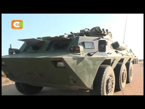 Al Shabab gunmen attack Hamey Police Station near Liboi
