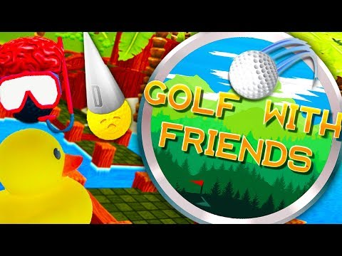 GOLF WITH FRIENDS 1VS1 BASKETBALL CHALLENGE