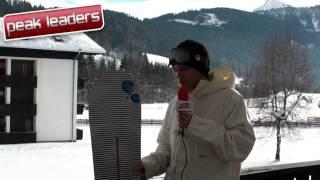 2011 Burton Sherlock Snowboard Review