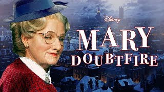 If Mrs. Doubtfire Was The New Mary Poppins