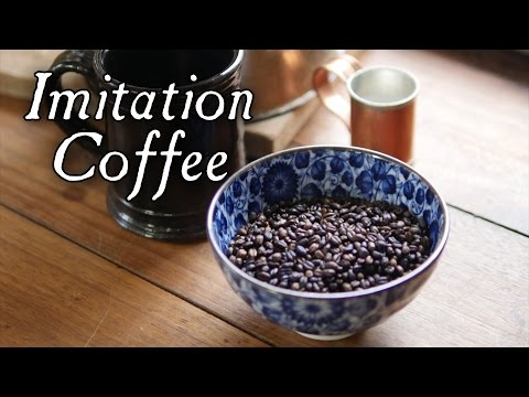 Imitation Coffee from the 17th and 18th Centuries