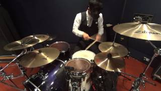 【L'Arc~en~Ciel】the Fourth Avenue Cafe(Drum Cover)