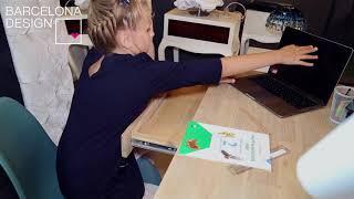 видео Столы письменные