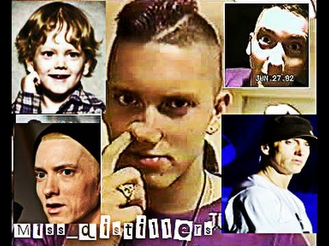 Eminem antes y despues