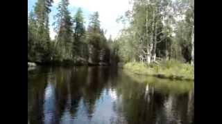 Рыбалка -  Ворыква(Река Пывва, река Ворыква, рыбалка, рыболовный тур., 2012-12-01T08:57:36.000Z)