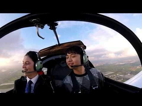 Trial Introductory Flight - Pilot Briefing - Learn To Fly Melbourne