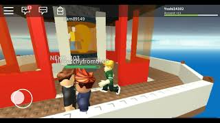 The Lucky Roblox Journey (Roblox)