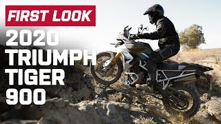 New 2020 Triumph Tiger 900 | Interview with Stuart Wood | The man behind the Tigers