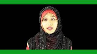 Kisi Majlis mai Jab Naat e Shah e Alam...  By Zakia Feroz