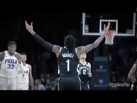"""D'Angelo Russell - SILKY SMOOTH // 2017-18 Highlights Mix: """"The Otherside"""""""