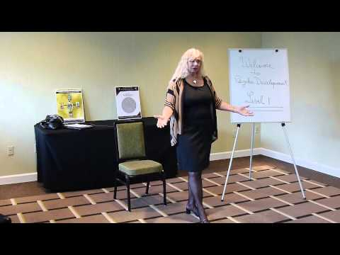 Psychic Development Level 1 Workshop with Sandy Anastasi - Preview