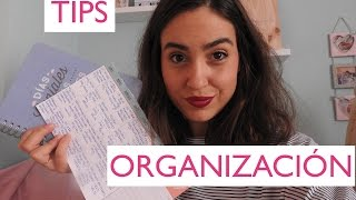 ORGANIZA TU VIDA SANA // ¡Tips para organizarte con un bebé!