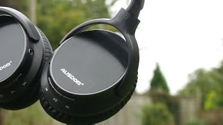 best budget wireless headphones ausdom m06 review