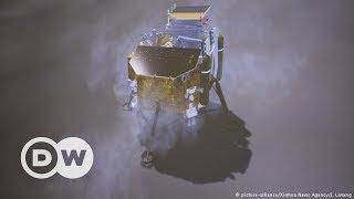 Çinliler Ay'ın karanlık yüzüne iniş yaptı - DW Türkçe
