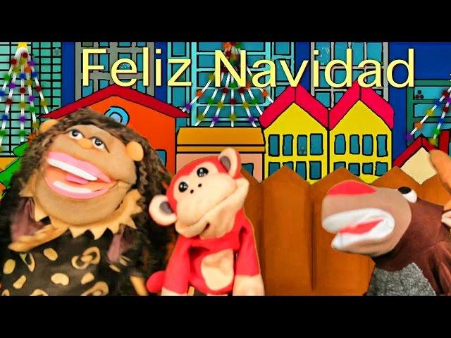 Canción de Navidad del Mono Síla - Canciones Educativas para Niños