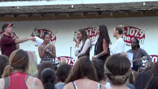 Little Mix - After Performance Int (#CKaskLittleMix) - Cal Expo - Sacramento, CA - August 12, 2015