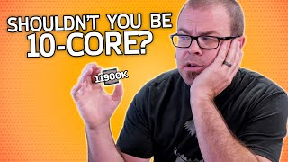 Why is the 11900K only 8-Core instead of 10? - Probing Paul #58