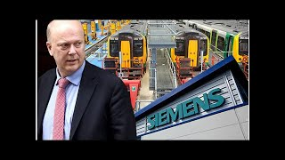 What about Project Fear? Siemens announce new £200MILLION train factory in Brexit Victory