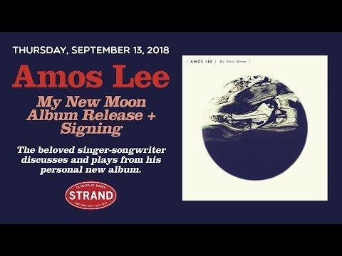 Amos Lee: My New Moon