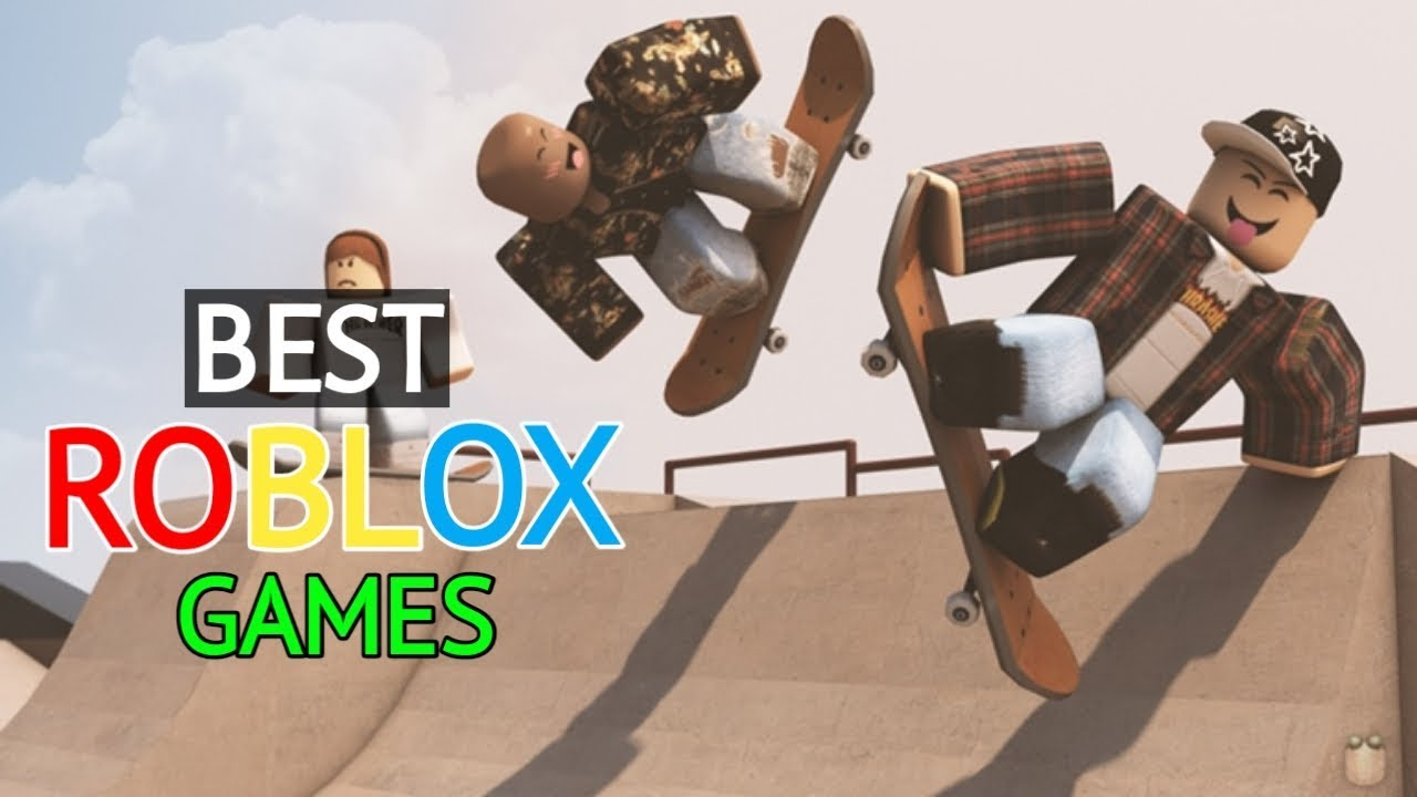 20 Best Roblox Games In 2020 That You Must Play