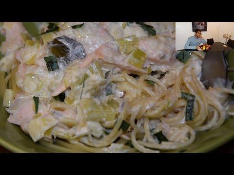 fondue-de-poireaux-au-saumon
