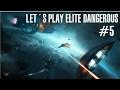 Let´s Play Elite Dangerous #005 | Slave Trader Elena