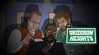 Martellus Bennett Wants to Get Out of Retired Life 🏃   Gridiron Heights S3E3