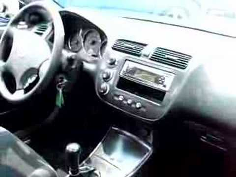 2004 Honda Civic Coupe Ex 2004 HONDA CIVIC EX - YouTube