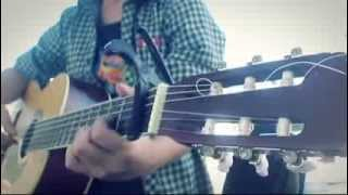 Địa Đàng - Nguyên Hà Guitar cover (At SAPA)