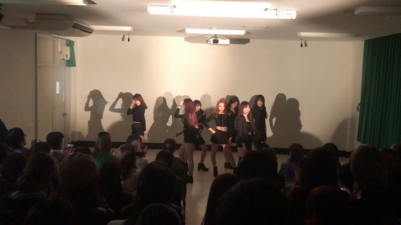 CLC - Like It cover dance by PALAN