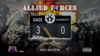 Gage - Allied Forces (Official Audio)