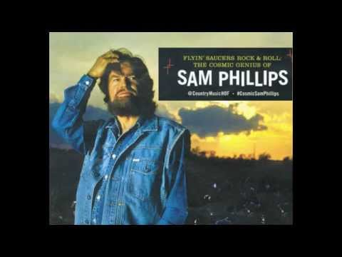 WS Holland at opening of Sam Phillips exhibit- Country Music Hall of Fame