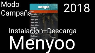 Como Instalar El Mod Menu Menyoo Para GTA V Modo Historia + Descarga (PC)