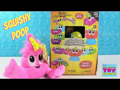 Thumbnail: Poo-nicorns Squishiez Squishy Blind Bag Toy Review Opening Poonicorns | PSToyReviews