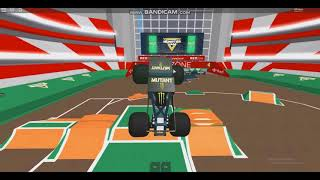 Roblox Monster Jam Commentary #163 (cybergurugaming)
