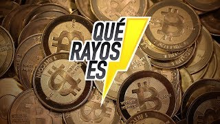 ¿qué rayos es bitcoin?