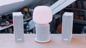 SYMFONISK Lautsprecher von IKEA & Sonos im Review! (deutsch)