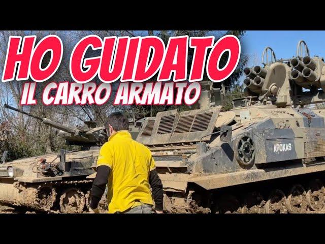 VIDEO VERITÀ NON HO SPARATO IO AI POLLI | Scopriamo i segreti di un carro armato