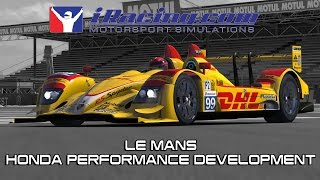 iRacing - New Le Mans - HPD