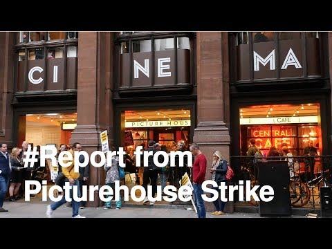 #Report from Picturehouse Strike