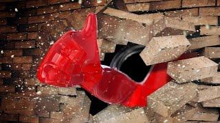 Could Kool-Aid Man Break Through a Wall?