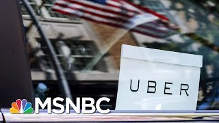 Uber Reveals Hackers Stole 57 Million Riders And Drivers' Information | Velshi & Ruhle | MSNBC