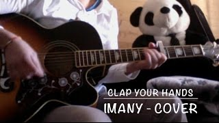 Clap your hands - Imany - Guitare cover