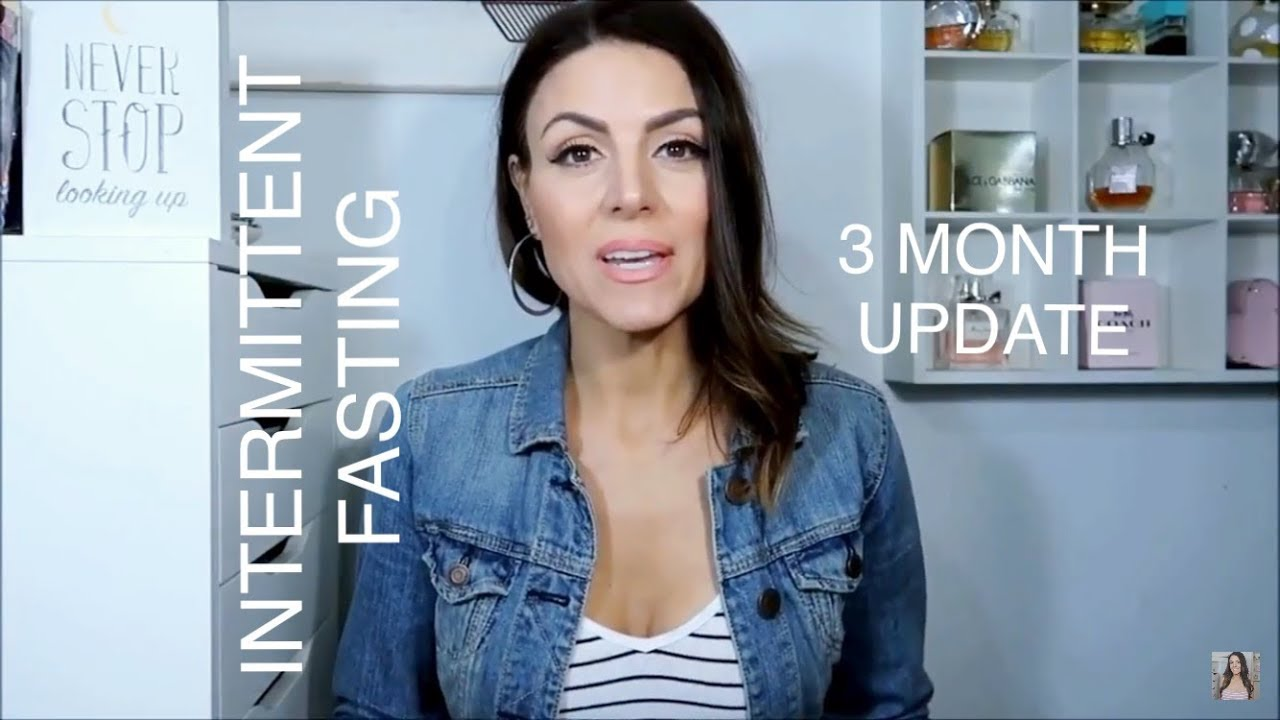 INTERMITTENT FASTING RESULTS | 3 MONTH UPDATE - YouTube
