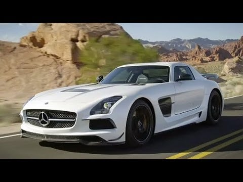 mercedes sls amg black series ber 600 ps f r den. Black Bedroom Furniture Sets. Home Design Ideas