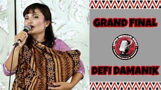 Defi Damanik | Urdo-urdo Nagori Dolok & Anak Tading tadingan | Grandfinal Sapna Mencari Bakat